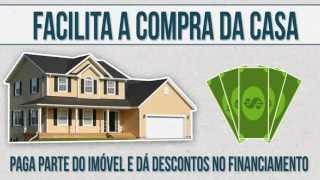 Financiamento ou consórcio de imóvel