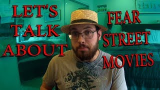 LET'S TALK about the FEAR STREET MOVIES | David Popovich