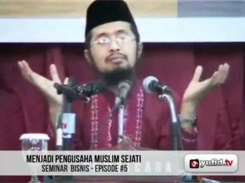 Menjadi Pengusaha Muslim Sejati