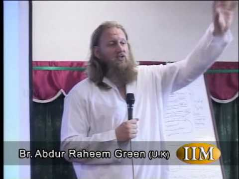 Dawah Training by Abdur Raheem Green - Part 4 of 8