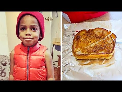 3-Year-Old Dies After Eating Grilled Sandwich At School - Mom Reveals All On Social Media