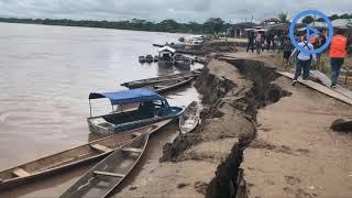 Strong 8.0-magnitude earthquake jolts Peru