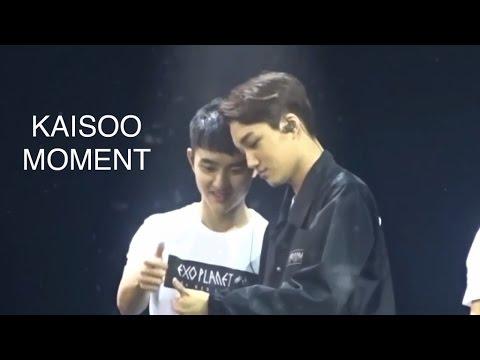 EXO D.O & Kai having fun but Chanyeol..