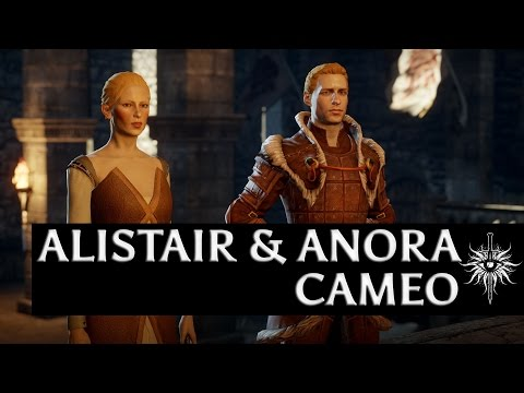 Anora Dragon Age Inquisition