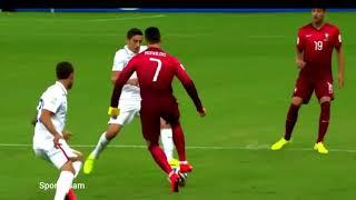 Crazy embarrassements from Cristiano Ronaldo