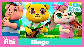 BINGO | Best song for kids | Eli Kids