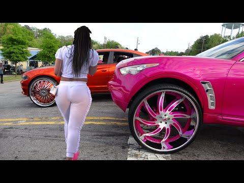 Veltboy314 - 2K18 StuntFest Block Party (FULL VIDEO), Whips, Girls, Stuntin - Atlanta, GA