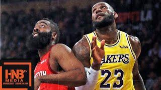 Los Angeles Lakers vs Houston Rockets Full Game Highlights | Feb 21, 2018-19 NBA Season
