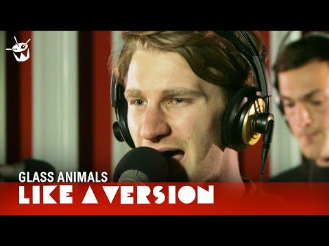 Glass Animals cover Kanye West 'Love Lockdown'