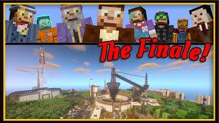 Hermitcraft S7 Finale:  Mega Build to Say Goodbye!