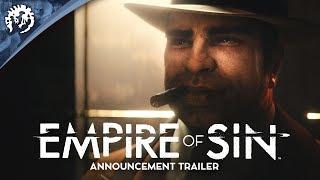 Empire of Sin | Announcement Trailer