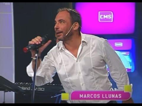 Marcos Llunas - Para Reconquistarte (En vivo)