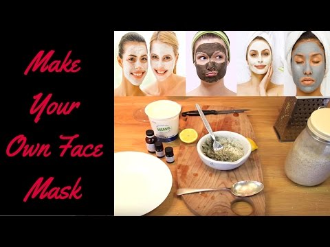How To Make Your Own Clay Facial Masques