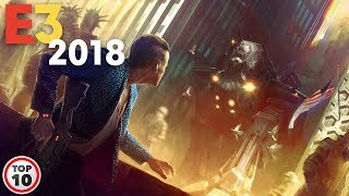 Top 10 Best Video Games Announced At E3 2018