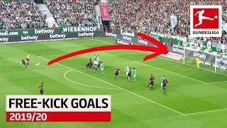 All Free-Kick Goals - 2019/20 Season So Far