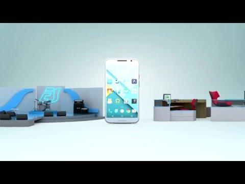 Vídeo da app