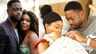 Dwyane Wade And Gabrielle Union Have Shared Some Startling News About Their Secret S.urrogacy
