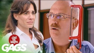 Escaping Prisoners - Best of Just For Laughs Gags