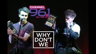 Why Don't We Call Each Other Out with Channel 96-1