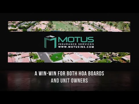Motus Insurance Services: A win-win for boards and unit owners
