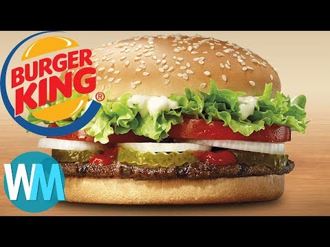 Top 10 Best Burger King Menu Items