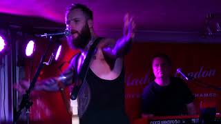 """Kris Barras Band - """"All Along The Watchtower - Tuesday Night Music Club - 22/08/17"""