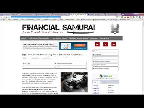 Auto Insurance Tips and Tricks for Claims