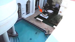 HOW DID HE END UP HERE... *FAZE RUG MANSION*