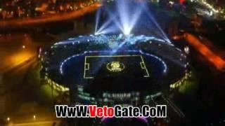 حفل افتتاح البطولة العربية 2017     -