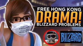 Blizzard's Huge Free Hong Kong Controversy