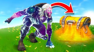 The ONE CHEST Challenge In Fortnite Battle Royale!