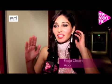Pooja Chopra in AD Singh's Collection @ Pune Style Week
