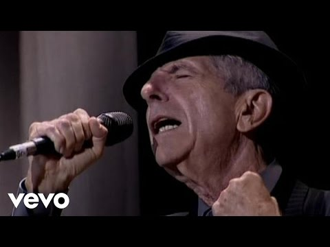 Leonard Cohen - Hallelujah ((Live In London - Video Edit))