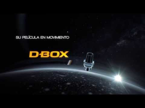 Wireframe -- Spanish D-BOX Commercial Video (30 sec)