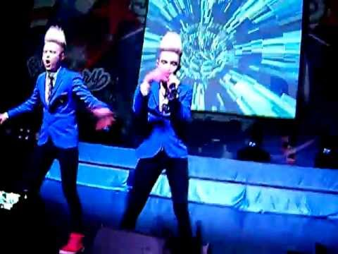 Jedward - Biggest Fan (Live)