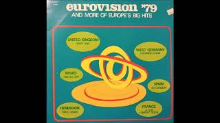 Eurovision '79 and more of Europe's big hits