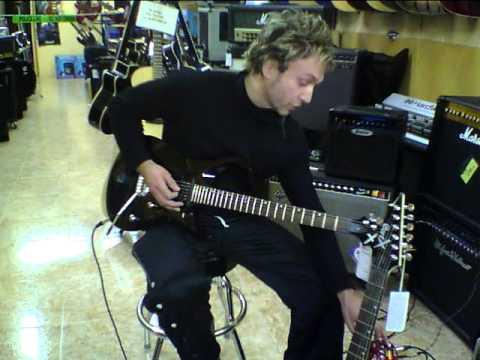 Guitar Shop Barcelona Aquilles Jimmy Reitz Cort  X-2 Demo