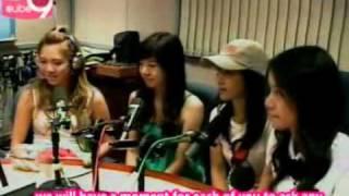 SNSD - Go Real Radio [070827] (eng sub)