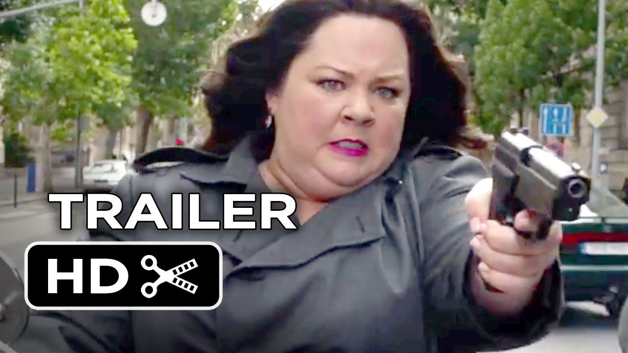 Шпиони (2015) Трейлър
