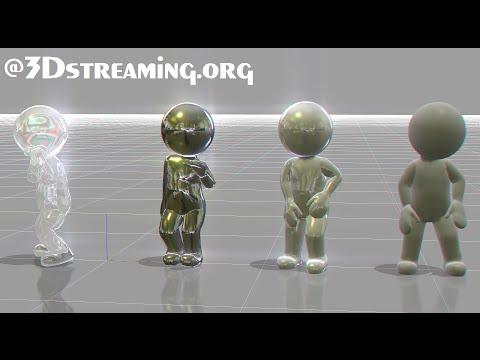 Animation Dance 2015 3D FULL SBS yt3d @3Dstreaming