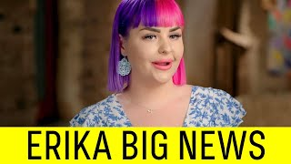 Erika from 90 Day Fiance has Surprising Big News.