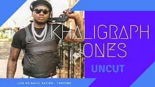 Khaligraph Jones speaks about Khali cartel and Afrimma on UnCut