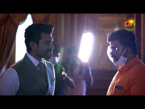 Making video: Ram Charan is now brand ambassador for Suvarnabhoomi