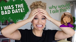 I WAS THE BAD BUMBLE DATE   Funny Dating Horror Storytime