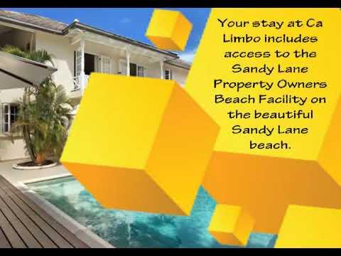 Ca'Limbo Villa by Rent A Barbados Villa