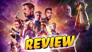 Avengers: Endgame   Review!