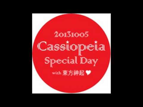 131005 TVXQ live SHE _ Cassiopeia 3rd Fanmeeting