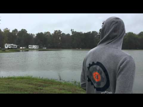 RC Helicopter Over Water - AMain Hobbies