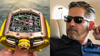 Grant Cardone Watch Collection - Celebrity Watch Advice