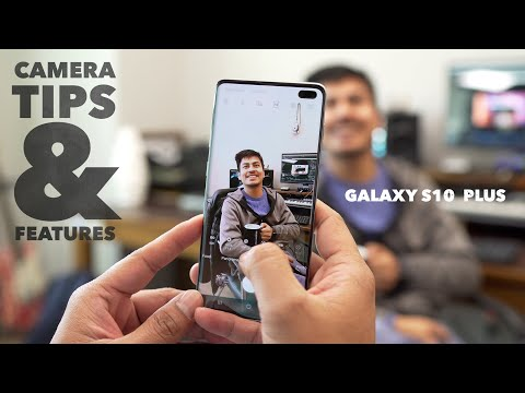 video Samsung Galaxy S10 Plus